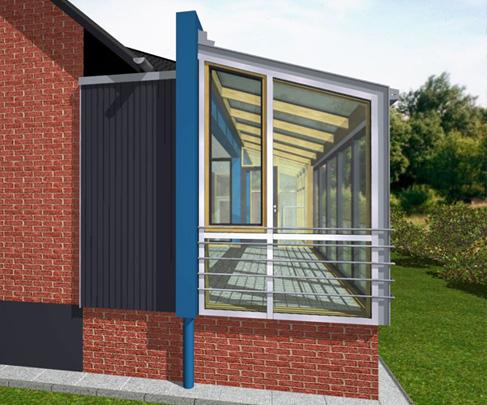 architype architektur und multimedia wintergarten 1. Black Bedroom Furniture Sets. Home Design Ideas